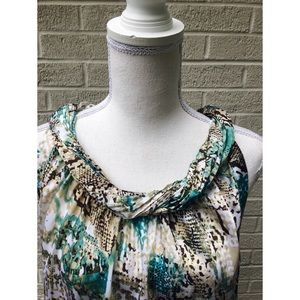 Signature by Larry Levine Tops - Signature by Larry Levine Sleeveless Top Size XL
